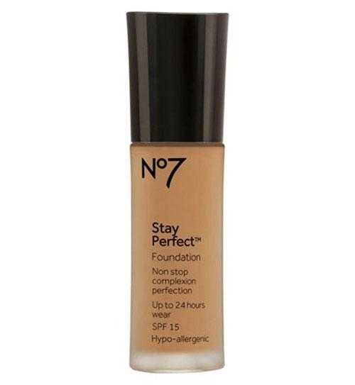 Boots No. 7 Stay Perfect Foundation