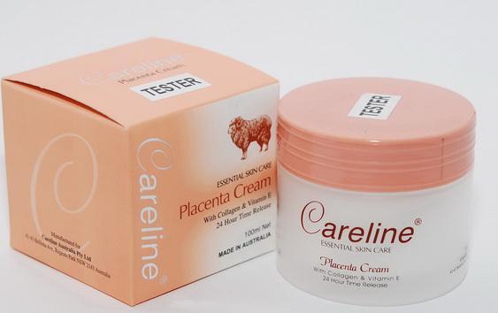 Careline mới của Placenta Cream Moisturiser