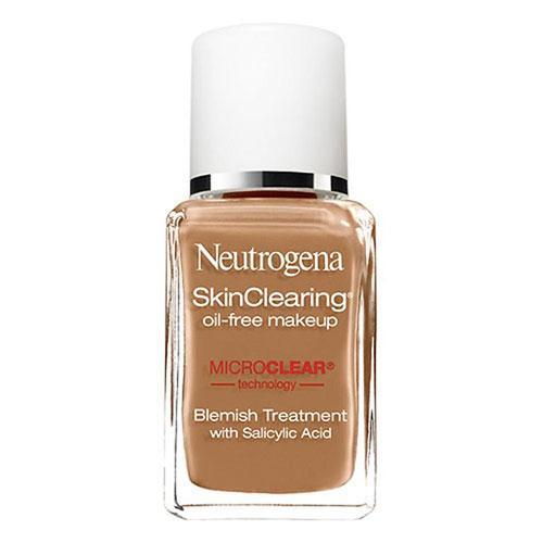 Neutrogena SkinClearing Oil-Free Makeup Blemish Treatment With Salicylic Acid