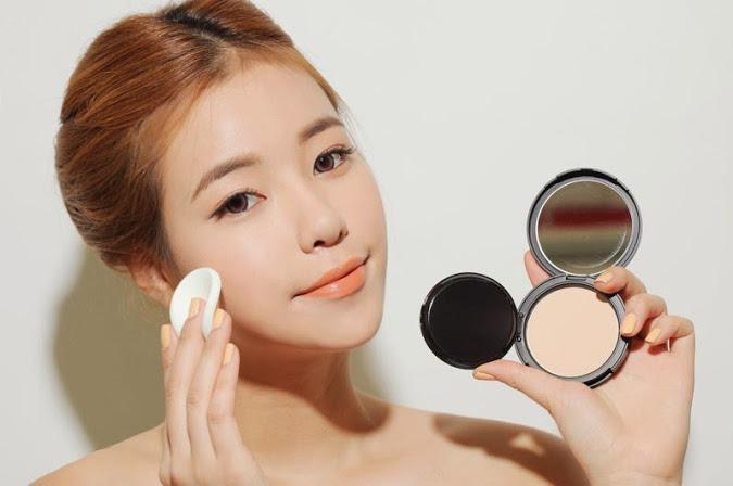 Phấn phủ  là yếu tố quan trọng giúp vẻ đẹp được hoàn thiện