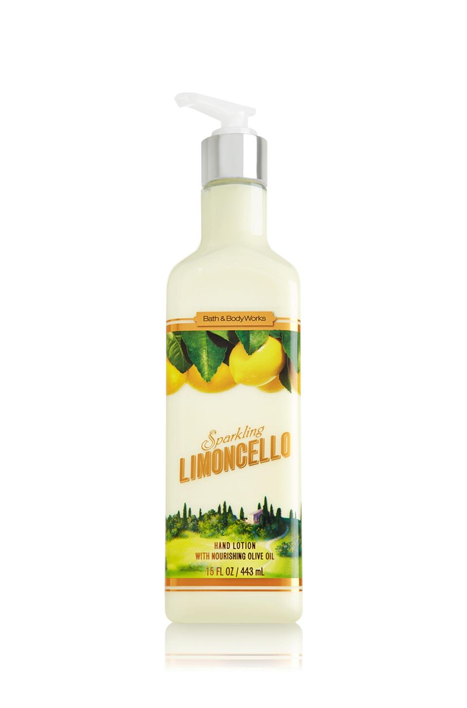 Sữa dưỡng Sparkling LimonCello Hand Lotion With Nourishing Olive Oil
