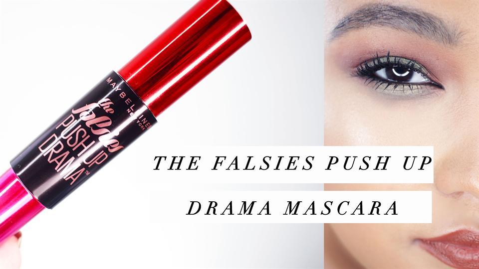 Mascara Maybelline The Falsies Push Up Drama Waterproof