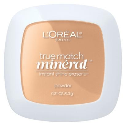 phấn phủ L'oreal True Match Mineral