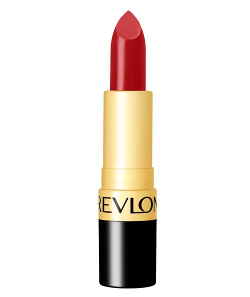 son Revlon Super Lustrous Lipstick Creme in Fire