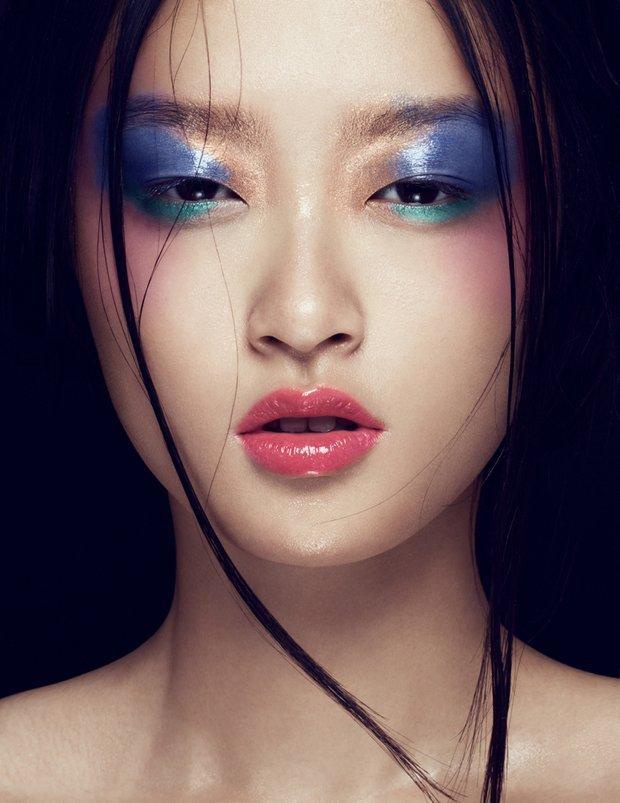 Màu sắc tươi mới và lạ lẫm là sự trải nghiệm mới và thu hút những nàng Song Ngư