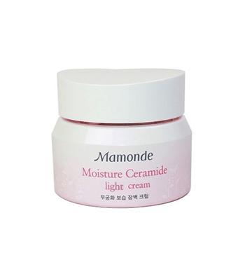 Kem Dưỡng Mamonde Moisture Ceramide Light Cream