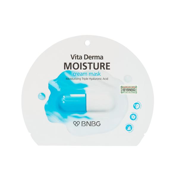 Mặt Nạ Dưỡng Da BNBG Vita Derma Moisture Cream