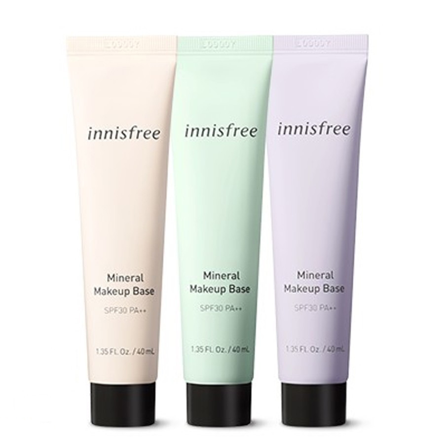 Kem Lót Innisfree Mineral MaMake-Up Base SPF30