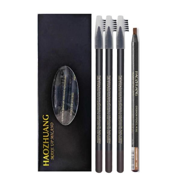 Chì Mày Xé Haozhuang Eyebrow Pencil