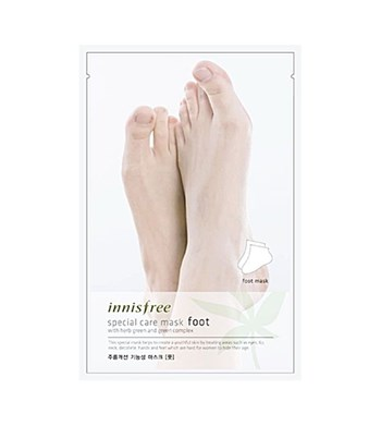 Dưỡng ẩm chân Innisfree Special Care Mask Foot