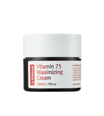 Kem Dưỡng Da By Wishtrend Vitamin 75 Maximizing