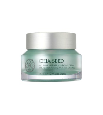 Kem dưỡng da Chia Seed No Shine Intense Hydrating Cream