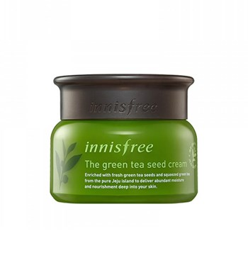 Kem dưỡng da Innisfree Green Tea Seed Cream