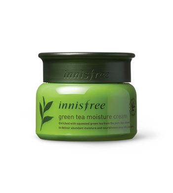 Kem Dưỡng Trà xanh Green Tea Moisture Innisfree