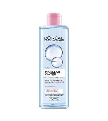 Nước tẩy trang L'Oreal Micellar Water
