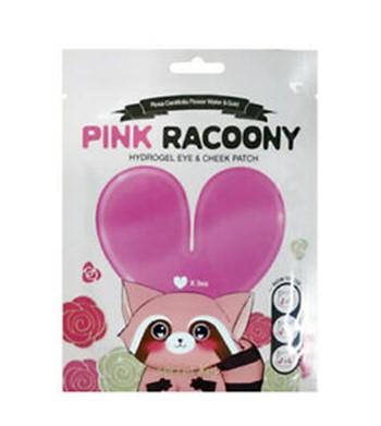 Mặt Nạ Secret Key Pink Racoony