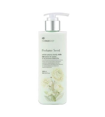 Sữa dưỡng TFS - Perfume Seed White Peony Body Milk