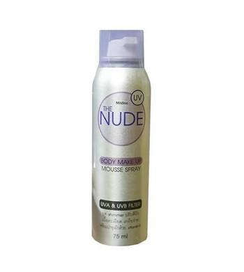 Tất Phun Chân Mistine The Nude Body Make Up