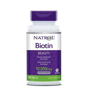 Viên uống Biotin - Natrol