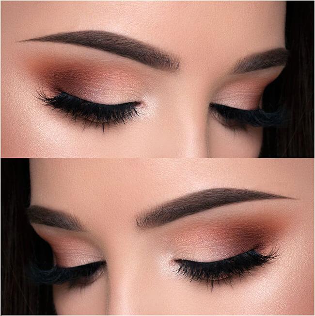 Phấn mắt đẹp và make-up đúng kiểu ngay lập tức cho bạn đôi mắt ấn tượng và quyến rũ rạng ngời
