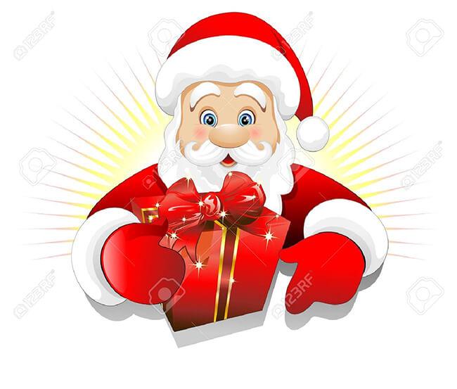 Bạn sẽ là ông già Noel thực hiện công việc tặng quà cho bạn gái mình ngày Giáng sinh vui vẻ và ấm áp nào!