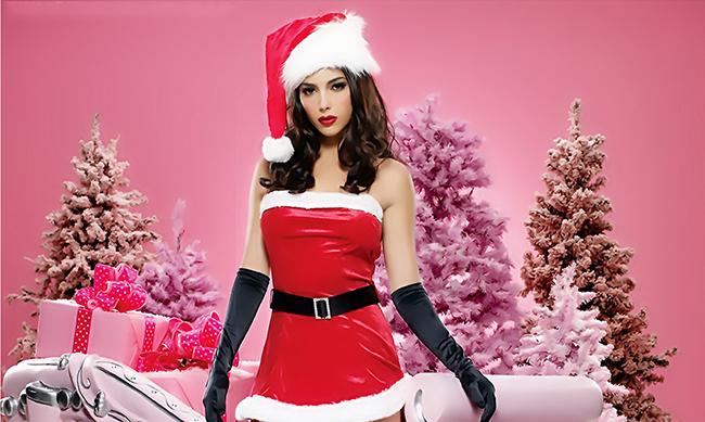 Noel đến rồi và bạn gái đã tìm được lối trang điểm cho mình chưa?