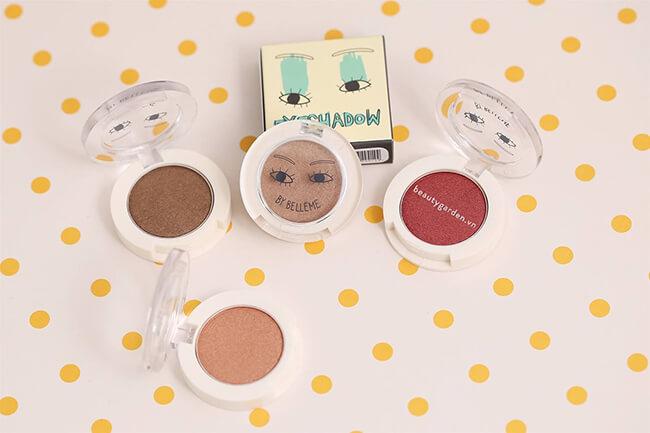 Phấn mắt trang điểm từ thương hiệu Belleme từ Hàn Quốc