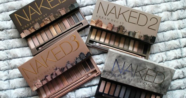 Bảng phấn mắt Urban Decay Naked Palette