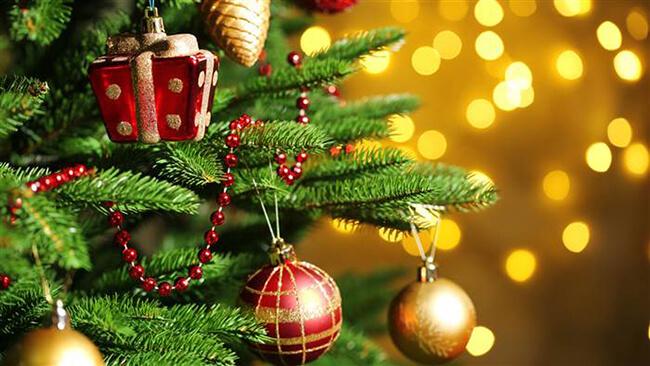 Không khí Noel tràn về khi khắp nơi đều đã và đang dựng lên những hình ảnh cây thông được trang trí bắt mắt