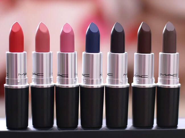 Thỏi son không chì đáng mua nhất - Mac Matte Lipstick