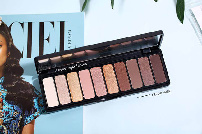 Bảng màu phấn mắt E.L.F Need It Nude
