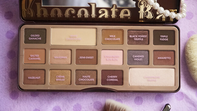 Bảng phấn mắt Too Faced Chocolate Bar Eyeshadow Collection