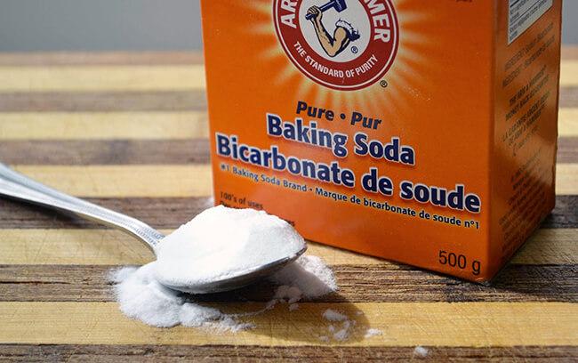Baking Soda ngoài làm bánh có rất nhiều công dụng khác, trong đó có công dụng hiệu quả trong việc làm dịu làn da cháy nắng cực tốt