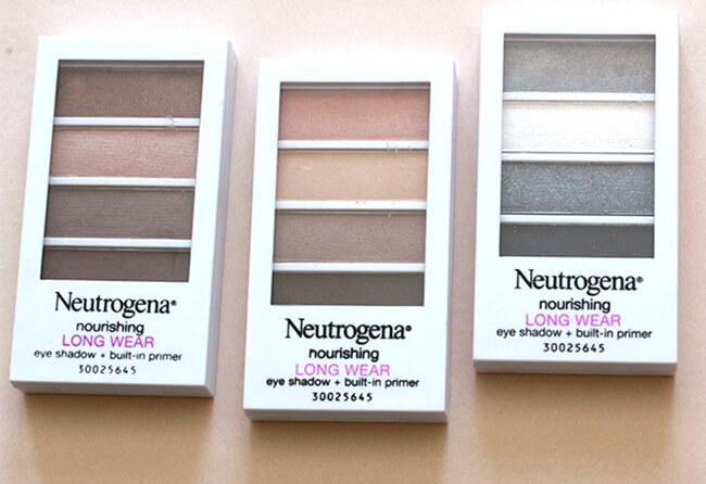 Phấn mắt đẹp rẻ từ Neutrogena Nourishing Long Wear Eye Shadow Built In Primer