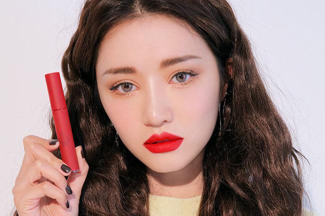 Son Kem Lì 3CE Stylenanda Velvet Lip Tint