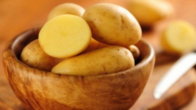 Mặt nạ dưỡng da tại nhà với khoai tây