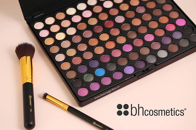 Bảng phấn mắt tuyệt vời từ thương hiệu BH Cosmetics