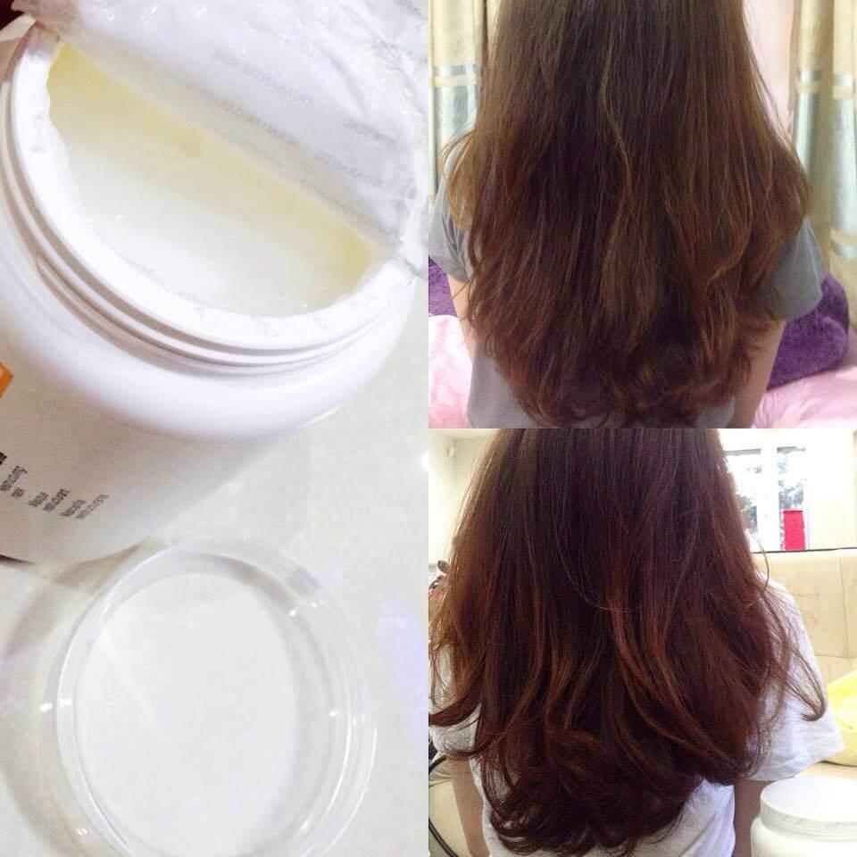 Tóc bạn sẽ phục hồi hư tổn ngay sau vài lần ủ