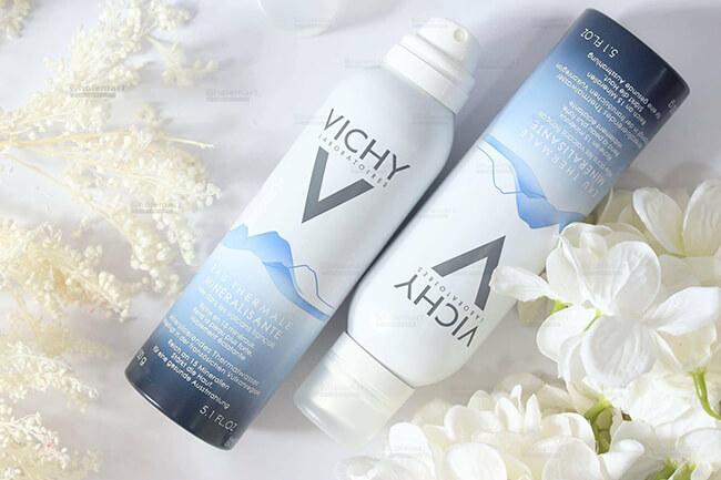 Xịt khoáng Vichy – xịt khoáng chứa nhiều khoáng chất tốt cho da được nhiều người tin dùng