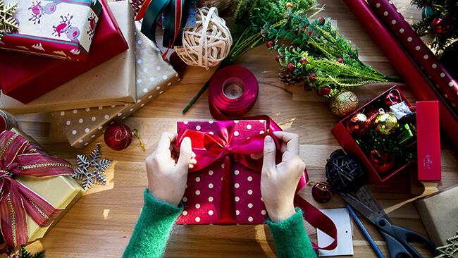 Quà Giáng sinh tặng người thân siêu hay