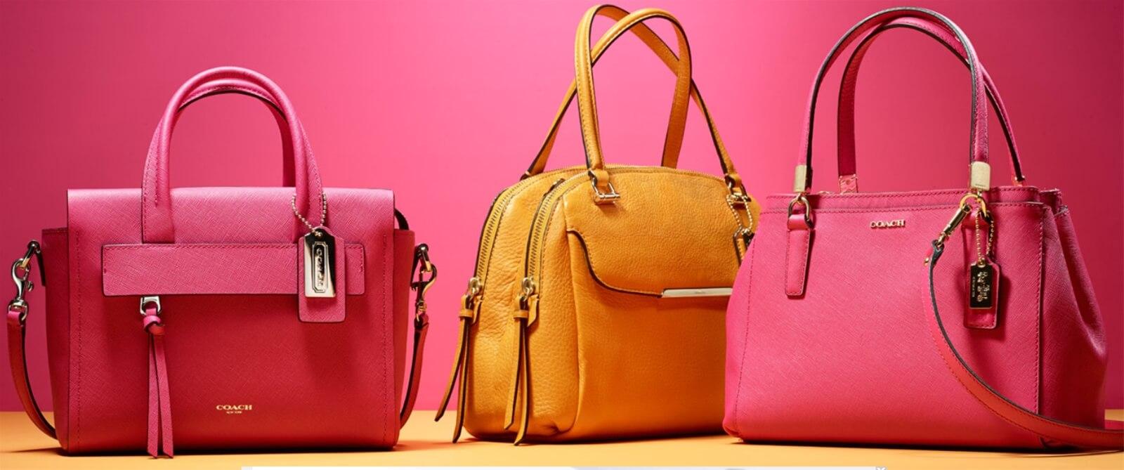 Túi xách giúp phụ nữ tự tin và nổi bật hơn