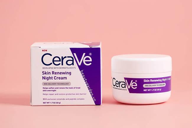 Kem dưỡng da ban đêm Cerave Skin Renewing