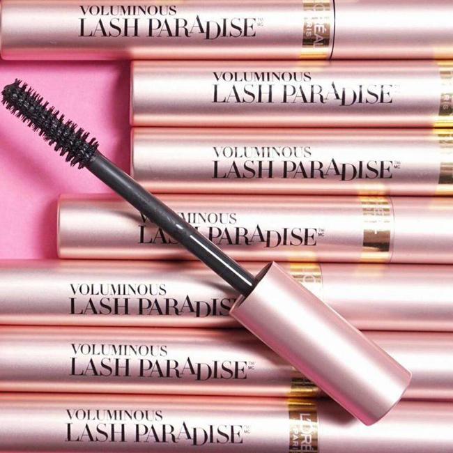Dòng mascara dài mi nổi bật nhất - L'Oréal Voluminous Lash Paradise Mascara