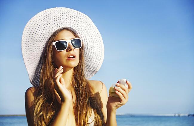 Kem chống nắng giúp bảo vệ da bạn cả khi trời mưa