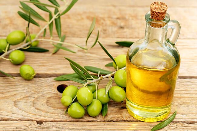 Kem dưỡng da từ dầu oliu và bột yến mạch
