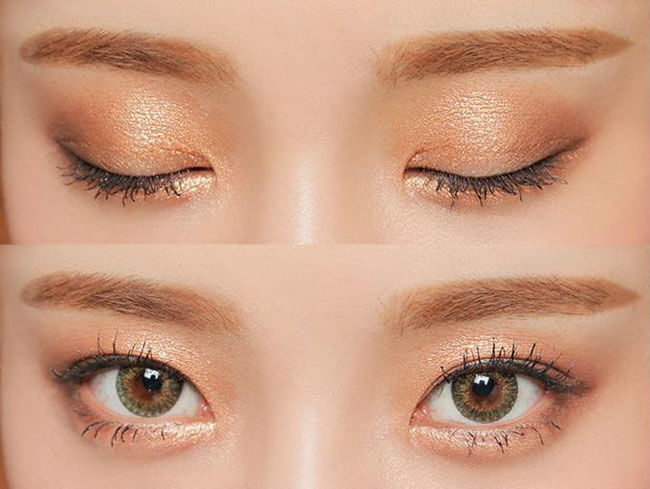 Son môi có công dụng tăng hiệu quả highlight cho mắt