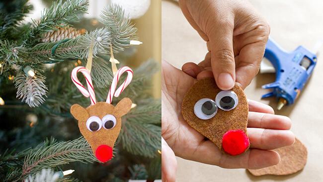 Nếu khéo tay có thể làm đồ Giáng sinh handmade tặng người yêu