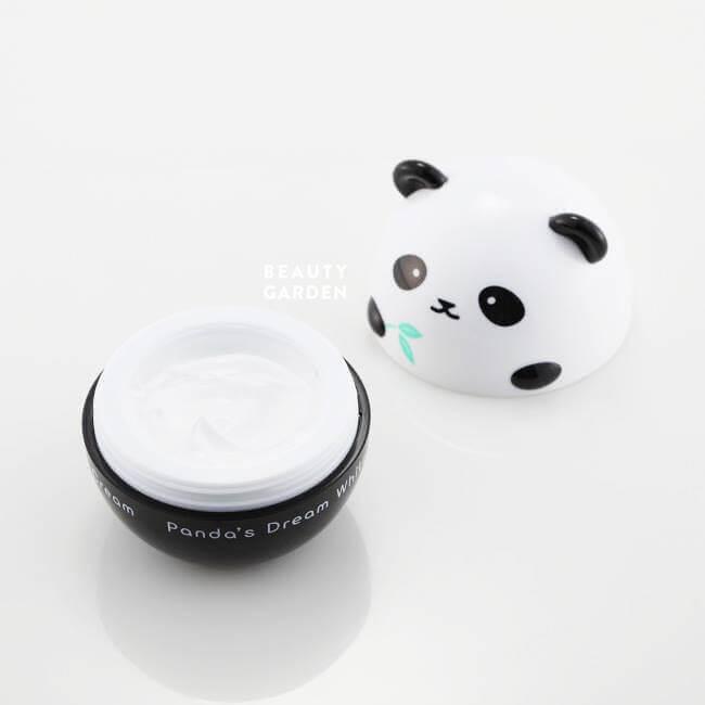 Kem dưỡng trắng da Panda's diệu kỳ