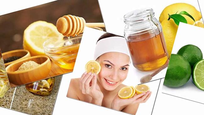 Làm kem dưỡng trắng da với nha đam và mật ong