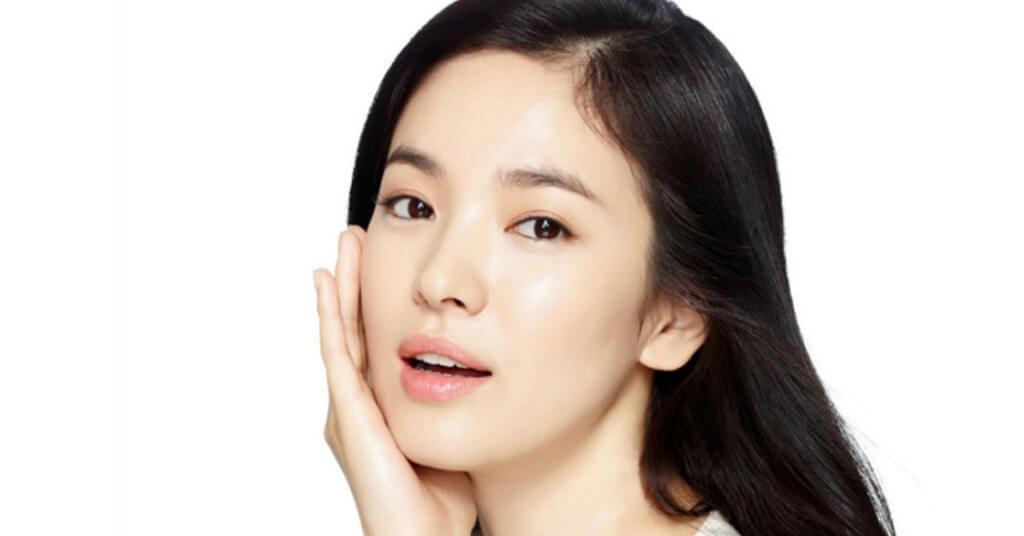 Cô nàng Song Hye-kyo là người mẫu quảng cáo của Laneige